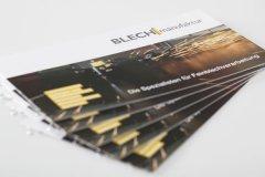 Blechmanufaktur GmbH - Imageflyer