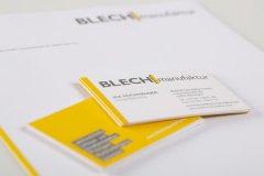 Blechmanufaktur GmbH - Geschäftsausstattung