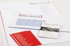 Manufactura Brillante S.L. - Geschäftsausstattung