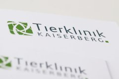Tierärztliche Klinik für Kleintiere am Kaiserberg GbR - Logoentwicklung