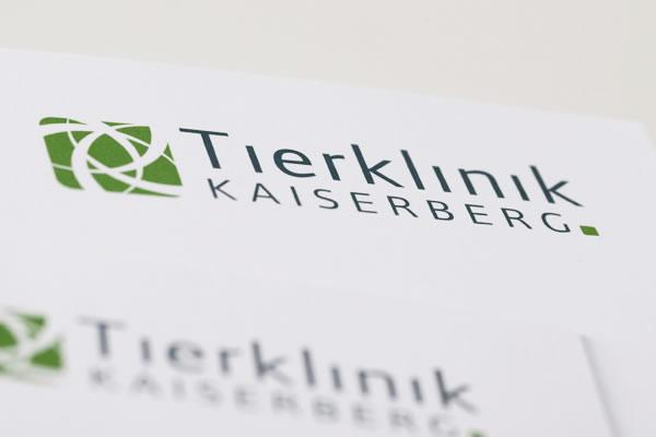 Logoentwicklung Tierärztliche Klinik Für Kleintiere Am Kaiserberg